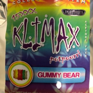 Klimax Blue Cotton Candy