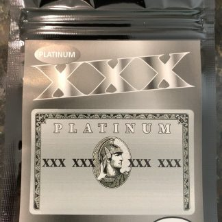 Platinum XXX Herbal Incense