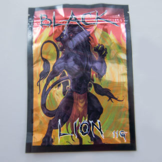 Black Lion Incense (3g/11g)