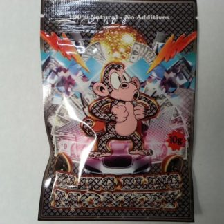 Bling Bling Monkey Herbal Incense (10g)