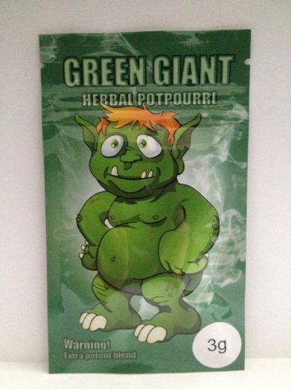 Green Giant Incense 10G