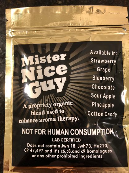 Mr. Nice Guy Incense (10g)