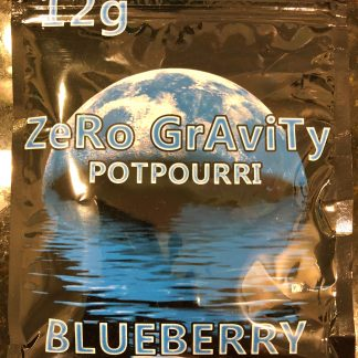 Zero Gravity Blueberry 12g