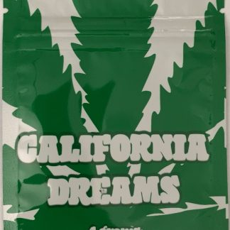 California Dreams 4G Herbal Incense