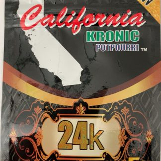 California Kronic 24K (5g) Herbal Incense