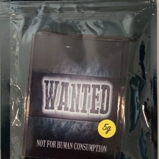 Wanted Incense 5g