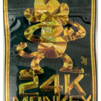 24K Monkey 3G Herbal Incense